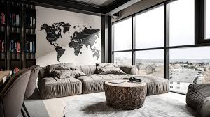 industrial style urvission interiors