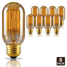 e26 40w light bulbs with filament ebay