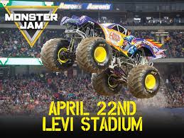 Monster Jam @ Levi Stadium 4/22 | 953 KRTY Monster Truck Jam Is This Weekend See The Trucks Up Close Starting Trucks At 2013 Bestwtrucksnet Coming Free Tickets Jams Rosalee Ramer A Hard Truck To Follow Orlando Sentinel Trios Stickers From Smilemakers Sunday Sundaymonster Madness Seekonk Speedway Cartoon Collection Large Officially Licensed Aug 4 6 Music Food And Monster Add Spark Tour Comes Los Angeles Winter Spring Axs