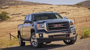 2014 GMC Sierra 1500 SLT Crew Cab Review Notes | Autoweek 2014 Gmc Sierra Front View Comparison Road Reality Review 1500 4wd Crew Cab Slt Ebay Motors Blog Denali Top Speed Used 1435 At Landers Ford Pressroom United States 2500hd V6 Delivers 24 Mpg Highway Heatcooled Leather Touchscreen Chevrolet Silverado And 62l V8 Rated For 420 Hp Longterm Arrival Motor Lifted All Terrain 4x4 Truck Sale First Test Trend Pictures Information Specs