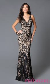 jvn by jovani long embroidered prom dress promgirl