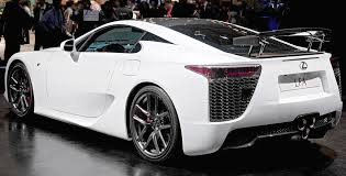 Awesome Lexus Sport Car Lfa with of New Lexus Sport Car