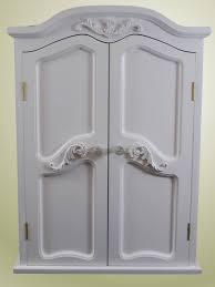 Victorian Wardrobe Armoire Storage Trunk For 18