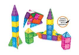 magna tiles 100 target cra z magrific magnetic set 100 toys