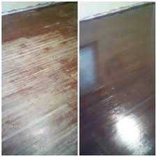 Sandless Floor Refinishing Edmonton by Refinishing And Some Board Replacement Mr Sandless Pinterest