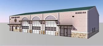 100 Martinez Architects Klein Fire Station 2 Renovation