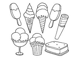 Epic Ice Cream Coloring Page 76 About Remodel Site With