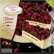coppenrath wiese feinste sahne himbeer bourbon vanille torte