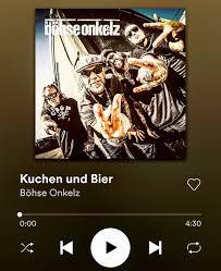 Bã Hse Onkelz Kuchen Und Bier Added By R Z83 Instagram Post Macht Krach Desperados