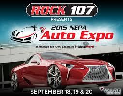 100 Mclane Trucking 2015 NEPA AUTO EXPO Times Shamrock Events