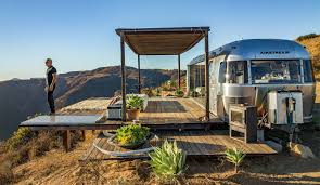 100 Pictures Of Airstream Trailers Travel Trailer Interiors Luxury Travel ICONIC LIFE