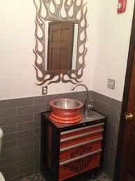 harley davidson bathroom decor home decoration