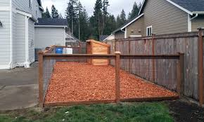 East Olympia Kennel With Cedar Chips - AJB Landscaping & Fence Amazoncom Heavy Duty Dog Cage Lucky Outdoor Pet Playpen Large Kennels Best 25 Backyard Ideas On Pinterest Potty Bathroom Runs Pen Outdoor K9 Professional Kennel Series Runs For Police Ultimate Systems The Home And Professional Backyards Awesome Ideas About On Animal Structures Backyard Unlimited Outside Lowes Full Stall Multiple Dog Kennels Architecture Inspiration 15 More Cool Houses Creative Designs