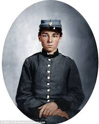 Edwin Francis Jemison Was A 16 Year Old Confederate Soldier Who Died Later At