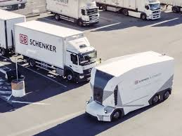 100 Self Moving Trucks Einrides Electric Driverless Truck Is Stuff And