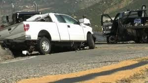 100 Valley Truck Center Road Sees Crash Hot Spot NBC 7 San Diego