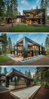 100 Home Designed This New California House Makes Itself At In The Forest