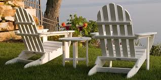 Red Adirondack Chairs Polywood by Colored Adirondack Chairs Polywood Outdoorlivingdecor