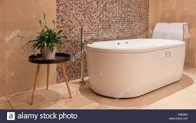 steinfliesen badewanne und fliesen mosaik dieses modern