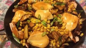 poutine cuisine chicken poutine