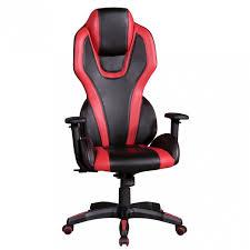 chaise baquet de bureau fauteuil baquet bureau trendy fauteuil bureau bicolore similicuir