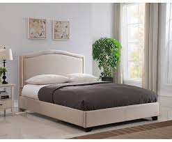 abb66mt abbotsford platform bed king taupe
