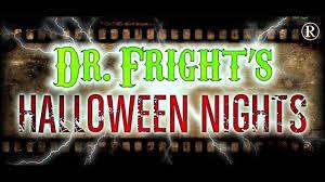 Best Halloween Attractions Uk by Dr Fright U0027s Halloween Nights 2016 U0027cinemassacre U0027 Trailer Youtube