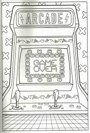 Dove Cameron Coloring Pages Best Of 80s Arcade Pac Man Pong Or Whatever You Color It