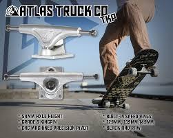New Atlas TKP Trucks - Eastern Skateboard Supply