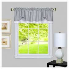 White Valance Curtains Target by Valance Curtains Target At Best Office Chairs Home Decorating Tips