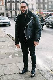 Fashion Forecaster Antonio 24 Poses Wearing Vintage Glasses A Jacket Maison
