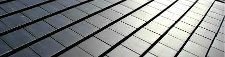 tesla begins production of solar roof tiles in buffalo new york
