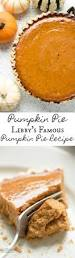Libbys Pumpkin Pie Mix Recipe by Pumpkin Pie Libby U0027s Famous Pumpkin Pie Recipe
