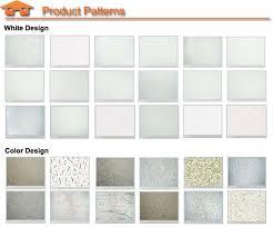 Vinyl Covered Sheetrock Ceiling Tiles by 9mm Vinyl Faced Gypsum Board Ceiling Tiles On Aliexpress Com