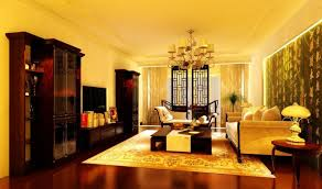 wall decor decorating with yellow walls living room best
