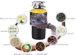 choose best home garbage disposal for all types household waste