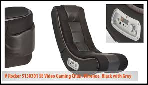 Extreme Sound Rocker Gaming Chair by Best Video Game Chairs X Rocker Gaming Chair