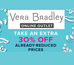 Vera Bradley Online Outlet, 30% Off Everything, Incl. Clearance ... Vera Bradley Handbags Coupons July 2012 Iconic Large Travel Duffel Water Bouquet Luggage Outlet Sale 30 Off Slickdealsnet Cj Banks Coupon Codes September 2018 Discount 25 Off Free Shipping Southern Savers My First Designer Handbag Exquisite Gift Wrap For Lifes Special Occasions By Acauan Giuriolo Coupon Code Promo Black Friday Ads Deal Doorbusters Couponshy Weekend Deals Save Extra Codes Inner