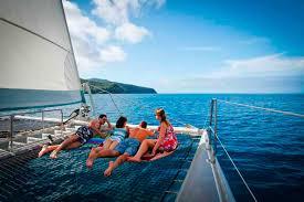the creole cata rent catamaran martinique cruising outing