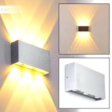 wall illumination lighting b light led aluminium kitchen lights
