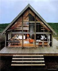 Surprisingly Modern Log Cabin Plans by Cabaña Bascuñan A Family Vacation House With A Surprising And