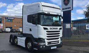2016 Scania R580 6x2/4 With Sleeper Cab: Commercial Motor's Used ...