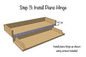 Diy Gun Cabinet Plans by Diy Secret Floating Shelf Free Plans Rogue Engineer