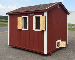 Big Red Shed Goldsboro Nc by Chicken Coops Leonard Buildings U0026 Truck Accessories