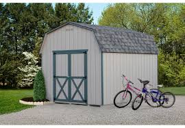 A Gallery Of Backyard Storage Sheds Of All Shapes And Sizes High Barn Storage Shed Ricks Lawn Fniture Wood Gambrel Outdoor Amazoncom Arrow Vs108a Vinyl Coated Sheridan 10feet By 8 Sturdibilt Portable Sheds Barns Kansas And Oklahoma Buildings Raber Vaframe Country Tiny Houses Easy Shop At Lowescom Arlington 12x24 Ft Best Kit Easton 12 X 20 With Floor