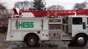 Real Life 1989 Hess Toy Fire Truck! - YouTube 1989 Hess Toy Fire Truck Bank Dual Sound Siren 1500 Pclick Hess Collection Collectors Weekly Fire Truck 1794586572 Toy Tanker New 1999 Amazoncom With Toys Games Brand In Box Never Touched 1395 Custom Hot Wheels Diecast Cars And Trucks Gas Station Hobbies Vans Find Products Online At Christurch Transport Board Wikipedia Monster Truck Uncyclopedia Fandom Powered By Wikia The Best July 2017 Eastern Iowa Farm Colctables Olo 2