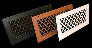 Decorative Return Air Grille 20 X 20 by Buy Vents Direct Tuscan By Steelcrest 8x8 Decorative Supply