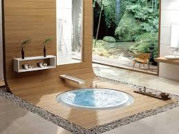 combiner et dans une salle de bain zen