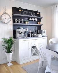 19 Build Your Own Coffee Bar