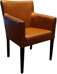 quattro meble breite echtleder esszimmerstühle mit armlehnen arm stuhl sessel echt leder stühle lederstühle